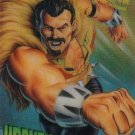 1995 Marvel Fleer Ultra Spider-Man Clear Chrome  Kraven 4 of 10