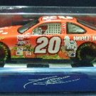 2002  Nascar  Winner's Circle Home Depot Tony Stewart 20 Limited Edition Champion Scale 1:24