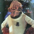 1996 - Admiral Ackbar - Star Wars - 12 Inch - Collectors Series - Rebel Alliance - Toy Action Figure