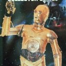 1996 - C-3PO - Star Wars - 12 Inch - Collectors Series - Rebel Alliance - Toy Action Figure