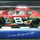 2002 Nascar Winner's Circle Stock Car Series Dale Earnhardt Jr. #8 Rookie 1:24 Scale Die Cast