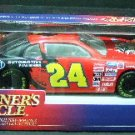 1997 Nascar Winner's Circle Stock Car Series Jeff Gordon #24 Jurrassic Park 1:24 Scale Die Cast