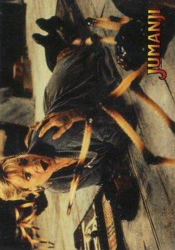 1995 - SkyBox - Tri-Star - Target - Jumanji - Promo Trading Card #T1