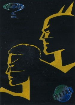 1995 - DC - Fleer Entertainment - Metal - Batman Forever - Gold Blaster - #8 of 10