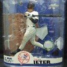 2008 - Derek Jeter - Sports Action Figure - McFarlane's - Yankees - Baseball