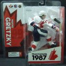 2005 - Wayne Gretzky #99 - Sports Action Figure - McFarlane's - Hockey - Team Canada