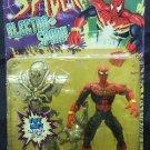 1997 - Spider-Man - Toy Action Figures - Toy Biz - Marvel - Electro-Spark Spidey