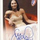 2006 - WNBA - Rittenhouse - Sue Bird - Seattle Storm - Autograph