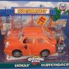 1997 - The Chevron Cars - Holly Hatchback - Plastic Motor Vehicles