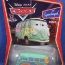 2005 - Disney - Pixar Films - Cars - The Movie - Fillmore - Supercharged Card - Diecast Cars
