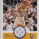 2001 - Stephon Marbury - Topps - Heritage - Dynamite Duds - Game Jersey - Card # DD3