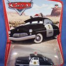 2005 - Disney - Pixar Films - Cars - The Movie - Sheriff - 1st Edition - Diecast Cars