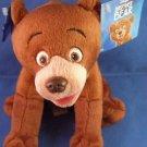 "The Disney Store - Brother Bear - 8"" Koda Bean Bag"