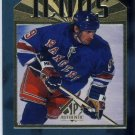 1998 - Wayne Gretzky - Upper Deck - SP Authentic - NHL Icons - Card #126