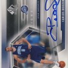 2005/06 - Carlos Boozer - Upper Deck - SP Authentic - Signatures - Card #SP-BO