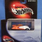 2000 - Hot Wheels - 100% Hot Wheels Collection - Rareflow - Die-cast Metal