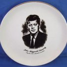 John Fitzgerald Kennedy Commemorative Collectors Plate
