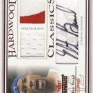 2004/05 - Elton Brand - Fleer - Throwbacks - Hardwood Classics - Autograph/Patch Card # HCA-EB