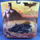 2005 - Kenner - DC Comics - Batman Begins - Batcycle Batimoto - Toy Action Vehicle