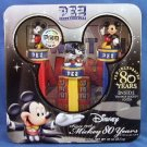 2007 - Disney - Pez Collectibles - Mickey 80 Years - A Collection - Gift Set
