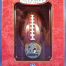 2000 - Hallmark - Keepsake Ornament - NFL Collection - Dallas Cowboys - Football Ornament