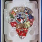 2006 - The State Of Texas - The First Annual - Texas Pride - Christmas Ornament