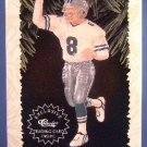 1996 - Hallmark - Keepsake Ornament - Dallas Cowboys - Troy Aikman - Football Legends - Ornament