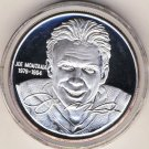 The Highland Mint - Joe Montana - Retirement - Medallions Collection - Fine Silver Coin
