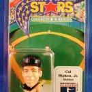 """1992 - Micro Stars - Collectors Series - Baltimore Orioles - 2"""" Cal Ripken Jr."""
