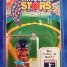 "1992 - Micro Stars - Collectors Series - Seattle Mariners - 2"" Ken Griffey Jr."
