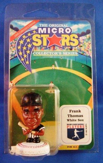 "1992 - Micro Stars - Collectors Series - Chicago White Sox - 2"" Frank Thomas"