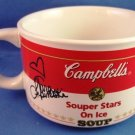 1998 - Westwood - Campbell Soup Co. - Souper Stars On Ice - Soup Bowl Collection