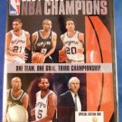 2004-05 - San Antonio Spurs - NBA - Champions - The Finals - Special Edition DVD