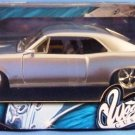2003 - Mattel - Hot Wheels - Metal Collection - West Coast Customs - 66 Pontiac GTO -1-18 Scale