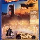 2005 - Kenner - Batman Begins - Batmobile - Camouflage - Die Cast Metal Car