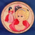 1994 - The Bradford Exchange - Barbie - Sophisticated Lady - 2nd Issue - Collector Plate