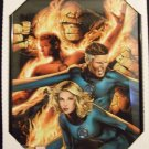 2005 - Diamond Select Toys - Marvel - Fantastic Four - Comic  Art - Poster