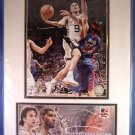 2005 - USPS - NBA -  Basketball - San Antonio Spurs - Tony Parker - Lithograph