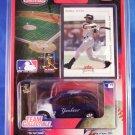 2001 - Fleer Collectibles - Derek Jeter - New York Yankees - Limited Edition - PT Cruiser