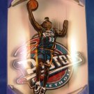 1998 - Crown Pro - Heroes Of The Locker Room - Grant Hill - Player Key Ring