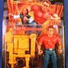 1993 - Mattel - Last Action Hero - Heat Packin' Jack - Stunt - Movie Action Figure