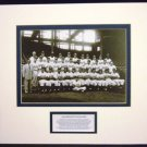 1952 - Brooklyn Dodgers - Team - Lithograph -  Matted - Unframed - Photograph