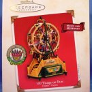 2003 - Hallmark - Keepsake Ornament - 100 Years Of Fun - Crayola Crayons - Christmas Ornament