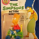 1990 - Mattel - The Simpsons - Bart - Action Wind Up - Toy