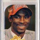 2004/05 - Ben Gordon - Fleer Ultra - Gold Medallion - Lucky 13 - RC #178 - BGS - 9.5 Gem Mint