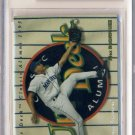 1994 - Baseball - Alex Rodriguez - Upper Deck - Electric Diamond - Rookie Card #298 - BGS 9 - Mint