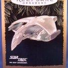 1995 - Hallmark - Keepsake Ornament - Star Trek - The Next Generation - Romulan Warbird