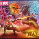 1993  - Milton Bradley - Operation Aliens - 100 Piece - Jigzaw Puzzle