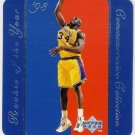 1997 - Shaquille O'Neal - Upper Deck - ROY Collection - Card #RC5