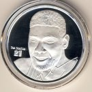 The Highland Mint - Tim Duncan - San Antonio Spurs - Medallions Collection - Silver Rookie Coin